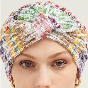 Missoni Mare turban hat